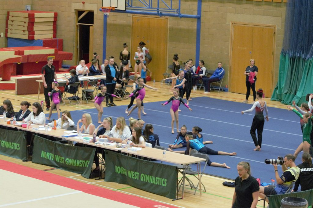 North West Floor and Vault Championships